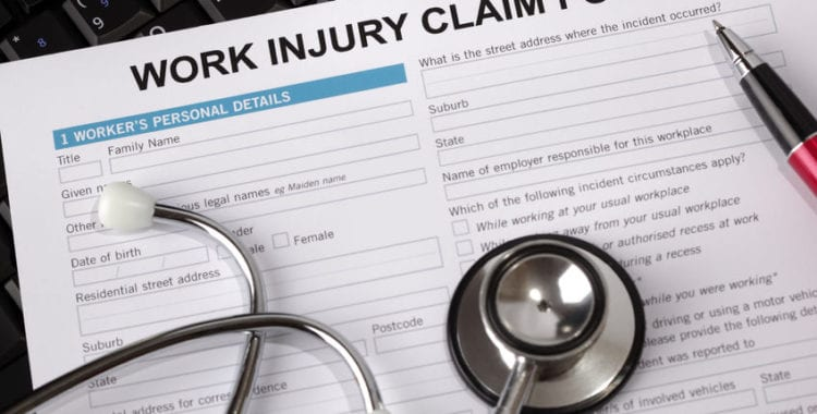 What to Do After an Injury at Work in Kentucky