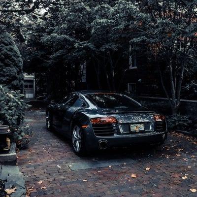 Audi Car - Personal Injury Protection