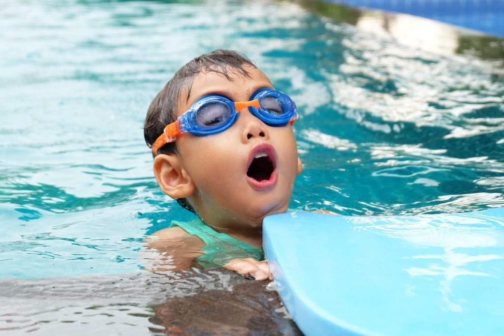 Swimming Accident Prevention